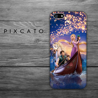 Disney Tangled - Iphone Case, Hard Plastic, FREE Shipping Worldwide