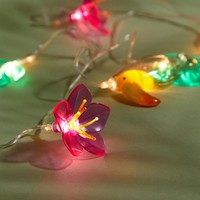 Fizz Tropical String Fairy Lights at asos.com