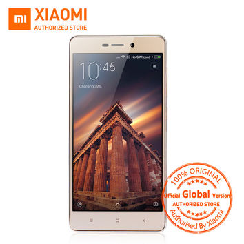 "Official Global version Xiaomi Redmi 3S Prime Octa core Mobile Phone Snapdragon 430 4100mAh 5.0""  3GB / 32GB  OTA B7 B20 Band"