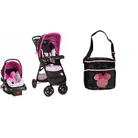 Baby, Infant Stroller Travel System Baby Bundle with Diaper Bag