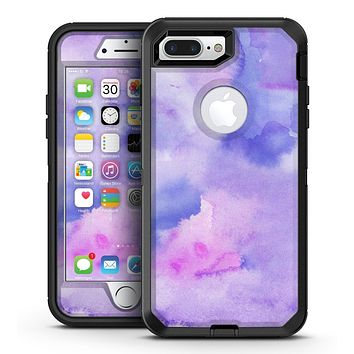 Punk Pink Absorbed Watercolor Texture - iPhone 7 Plus/8 Plus OtterBox Case & Skin Kits