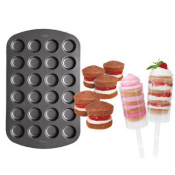 Push Up Cake Pan