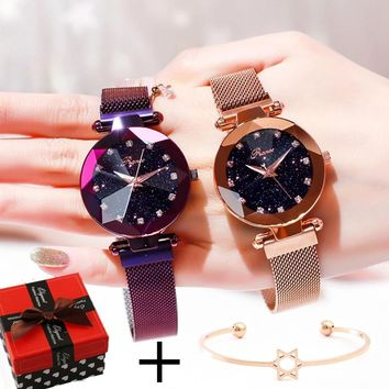 Montre Femme Gold Bracelet Women Watches Luxury Brand Crystal Diamond Ladies Watch Quartz female casual clock relogio feminino