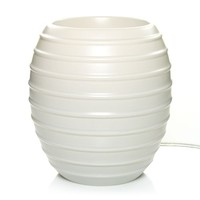 Rylie Cream Scenterpiece™ Warmer : Scenterpiece™ Easy MeltCup Warmer : Yankee Candle