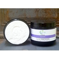 All-Natural Lavender Whipped Body Butter
