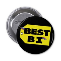 Best Bi Pinback Button