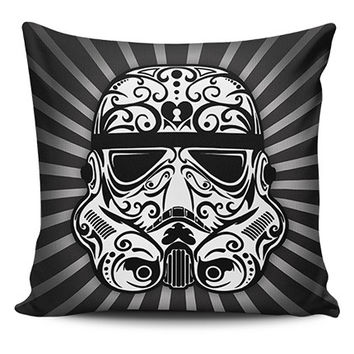 $5 Flash Sale Sugar Skull Wars Pillow Covers