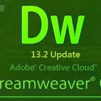 Adobe Dreamweaver cc 13.2 Serial Numbers, Crack Build 6466 MultiLanguage