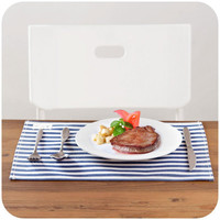 Waterproof Cotton Linen Stripes Mat [6377499268]