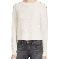FRAMEFisherman Sweater - 100% Bloomingdale's Exclusive