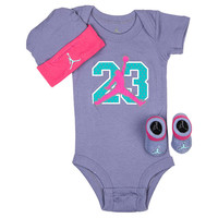 Infant Jordan Jumpman 23 3-Piece Set