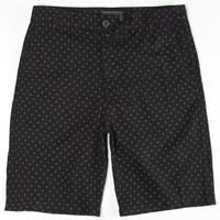 Valor Concentric Mens Shorts Black  In Sizes