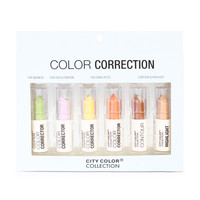 City Color Collection Color Correction & Contour