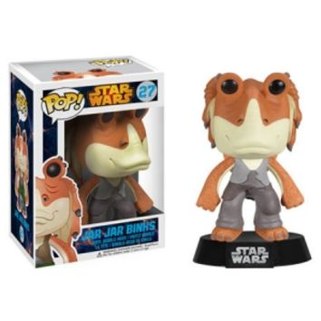 Star Wars Jar Jar Binks Pop! Vinyl Bobble Head : Forbidden Planet