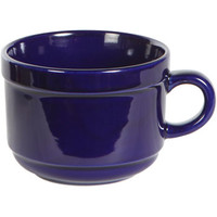 Bulk Jumbo Blue Stoneware Mugs, 20 oz. at DollarTree.com