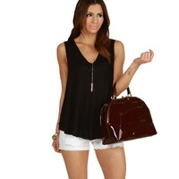 Sale-black Stick To The Basics Tank