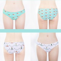 [Set] Swim & Surf Cheeky Hipsters