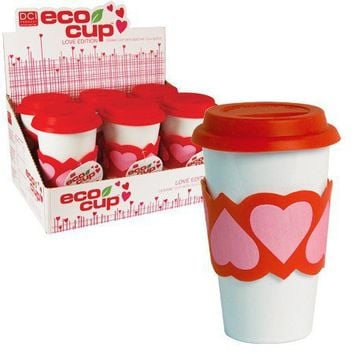 Eco Cup™ Love Edition Heart To Heart - Whimsical & Unique Gift Ideas for the Coolest Gift Givers