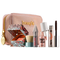 Sephora: Benefit Cosmetics : Sunday My Prince Will Come Easy Weekender Makeup Kit : makeup-kits-makeup-sets