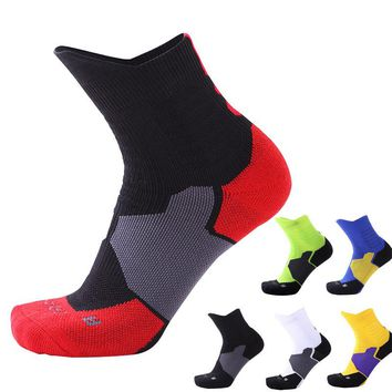 Breathable Outdoor Sports Hiking Camping Trekking Ski Socks Cycling Running Compression Socks Men Women