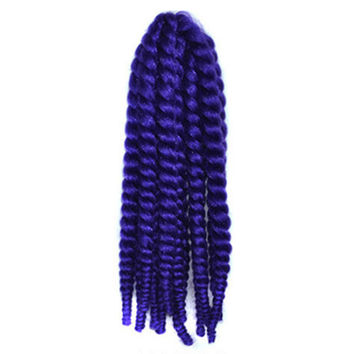 12inch  Wig Hair Extension African Braid    FP20#