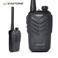 Zastone ZT-MINI8 UHF 400MHz-470MHz Frequency Portable Mini Walkie Talkie Ham Radio HF Transceiver Police Equipment In Moscow