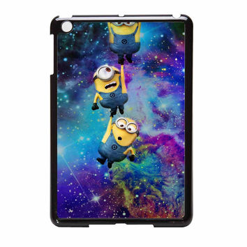 Despicable Me Minions Fall In The Galaxy iPad Mini Case