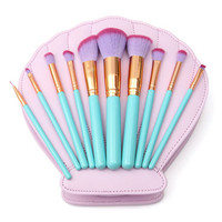 Ulta-Chic Heart Shell Brush Set