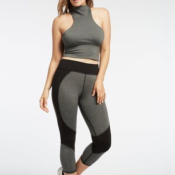 Impulse Crop Legging