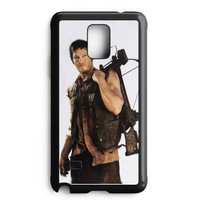 Daryl Dixon Galaxy Nebula Space Samsung Galaxy Note Edge Case