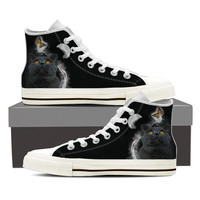 Cats Love Butterfly Shoes
