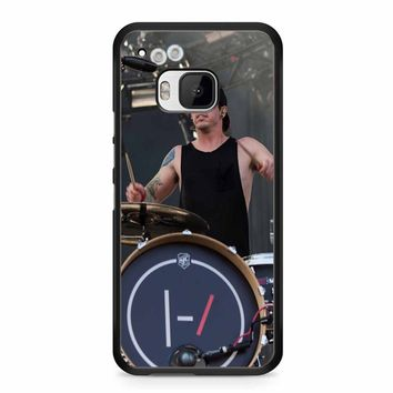 Twenty One Pilots Josh Dun And Tyler Joseph Art HTC M9 Case