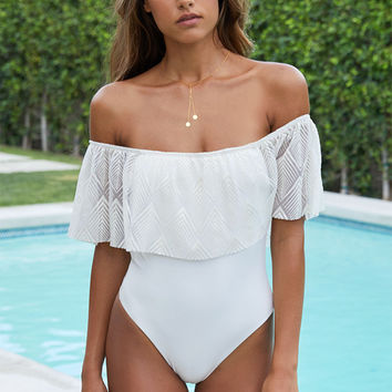 Blue Life Swim Luna One Piece Swimsuit at PacSun.com