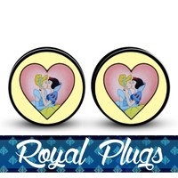 Royal Kiss Me Princess Plugs | Body Jewelry | Plug Club