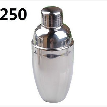 Stylish Easy Tools On Sale Hot Deal Professional Kitchen Helper Hot Sale Cute Stainless Steel 250cc Cocktail Shaker [6033506497]