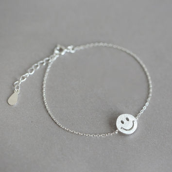 Gift Awesome Shiny Great Deal New Arrival Stylish Hot Sale Korean 925 Silver Lovely Bracelet [7652918983]