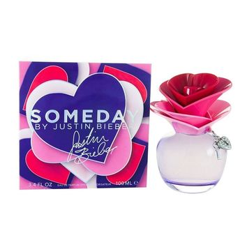 Justin Bieber Someday for Women Eau de Parfum Spray 3.4 oz