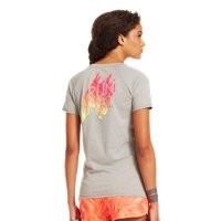 Under Armour Women's UA Run Hard V-Neck