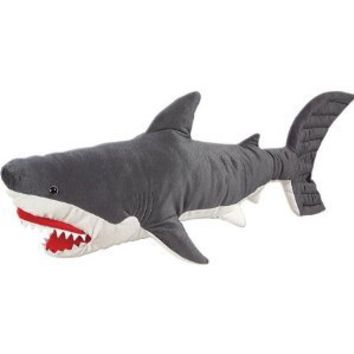 Melissa Doug Shark Giant Plush Stuffed From Amazon