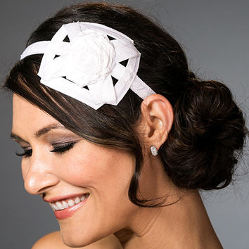 wedding headband, wedding headpiece, wedding hair accessories