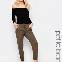 New Look Petite Tailored Jogger