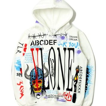 Hats Pullover Hoodies Couple Jacket [1003070455844]