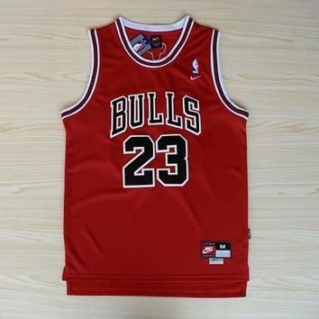 Nba Chicago Bulls #23 Michael Jordan Bulls Swingman Jersey | Best Deal Online