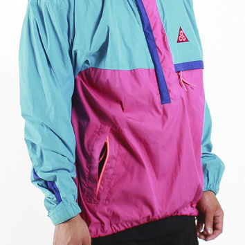 Vintage Nike ACG Windbreaker Jacket Sz M – F As In Frank Vintage