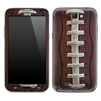 Football Laced Skin for the Samsung Galaxy Note 1 or 2