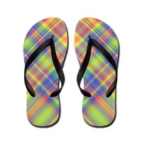 Plaid Flip Flops / Sandals | CafePress.com