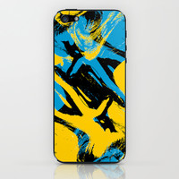 Action iPhone & iPod Skin by Stephen Linhart