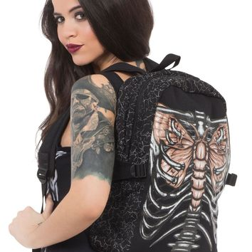 Jawbreaker Beat of My Wings Backpack
