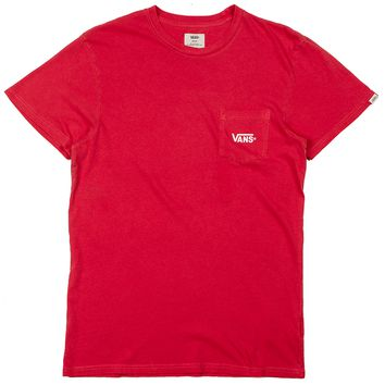 Vans Drop V Pocket Mens Tee