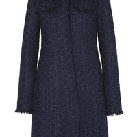 Nina Ricci - Wool-blend tweed coat